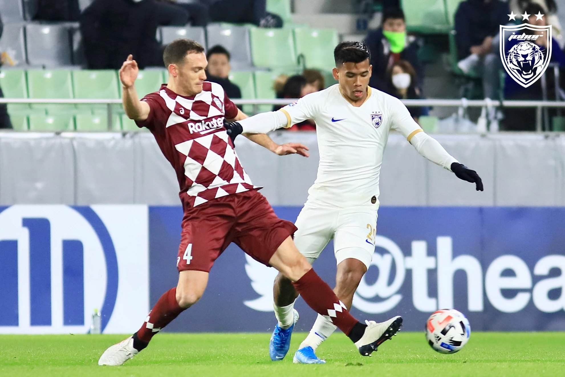 Vissel Kobe be1asah JDT 5-1 – Harimau Malaya